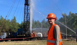 На Сумщині відбулися навчання з ліквідації нафтогазових фонтанів